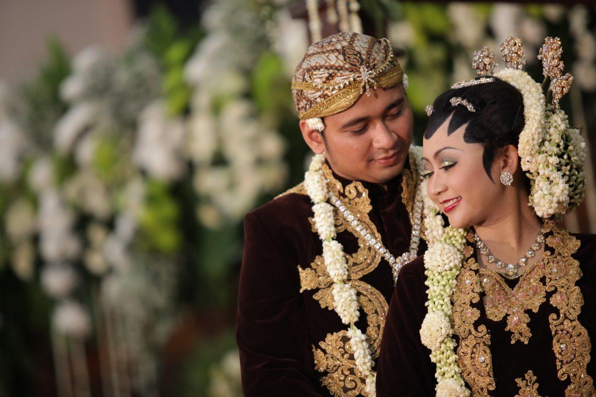 pernikahan yang modern (mrslesmana.com)